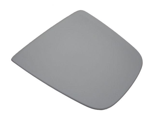 Подголовник для ванны XXL серый