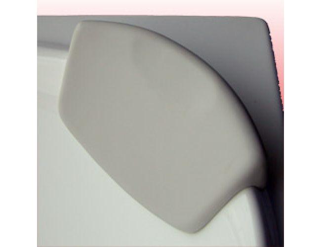 Подголовник для ванны ROSA серый