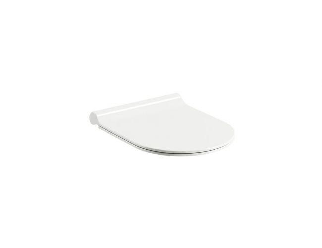 Сиденье для унитаза Uni Chrome Slim