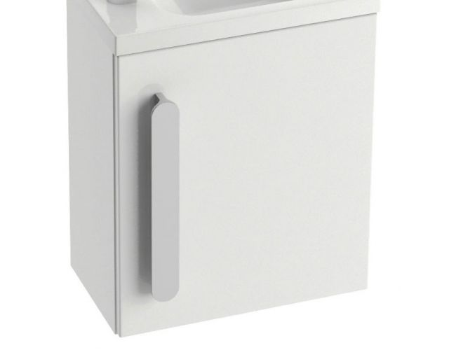 Дверца SD Chrome MINI 400