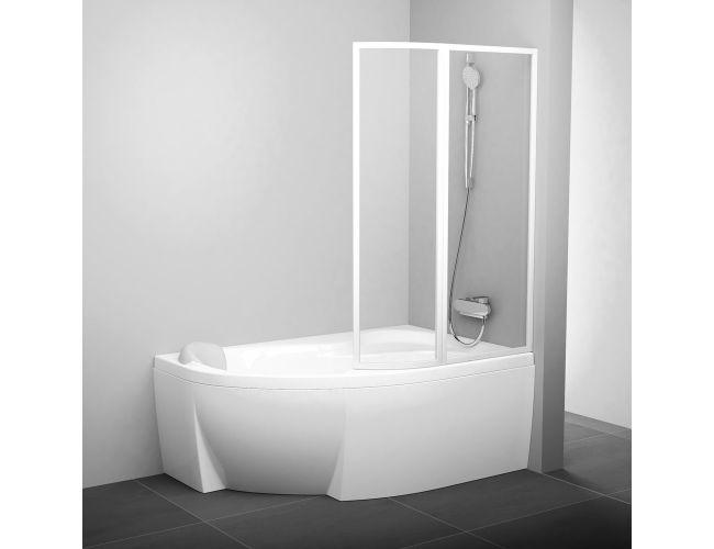 Шторка для ванны VSK2 ROSA