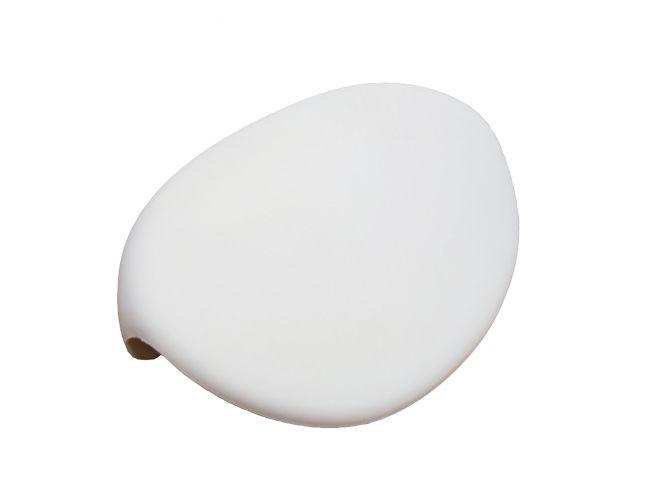 Подголовник для ванны CAMPANULA белый