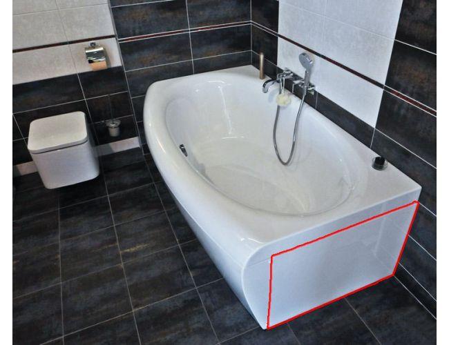 Панель для ванны EVOLUTION 87 боковая+крепеж R
