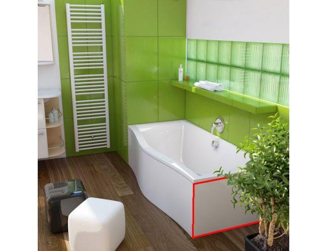 Панель для ванны  MAGNOLIA R 75 боковая
