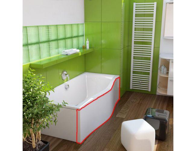 Панель для ванны  MAGNOLIA 180 FRONT