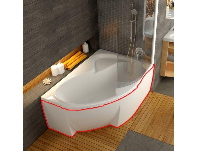 Панель для ванны  ROSA II R 160