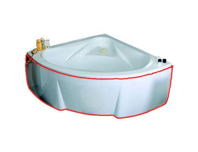 Панель для ванны  TRIANGLE 140