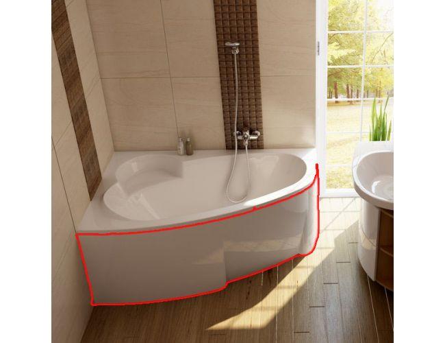 Панель для ванны ASYMMETRIC 170 L