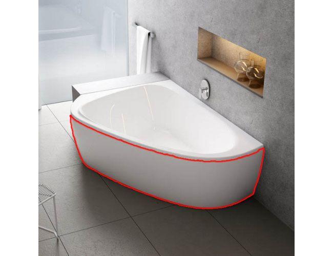 Панель для ванны LOVE STORY II L