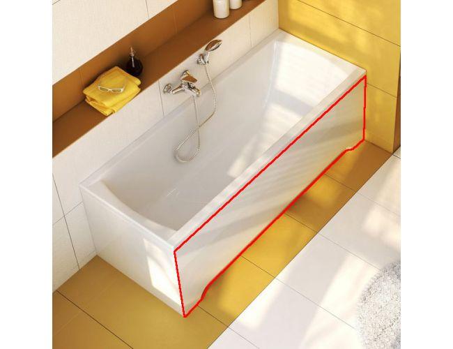 Панель для ванны FRONT U 160