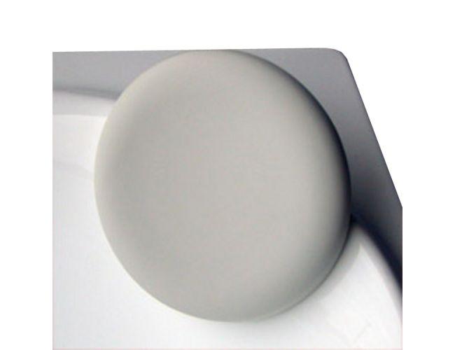 Подголовник для ванны LOVE STORY серый