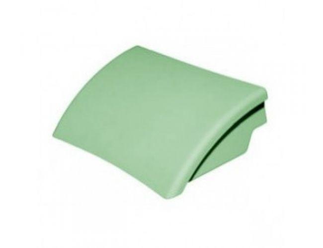 Подголовник для ванны PRAKTIK зеленый