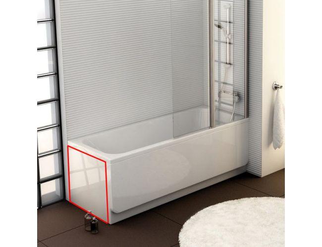 Панель боковая к ванне CHROME 75 A