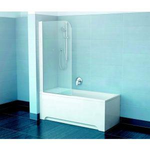Шторка для ванны EVS1- 75 L TRANSPAREN
