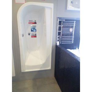 Ванна PRAKTIK LUX 175 x 85 R (панель,крепление,опора,сифон)