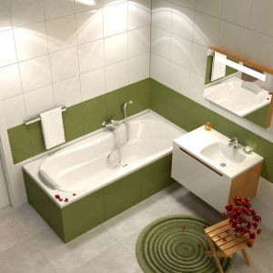 Акция - ванна CAMPANULA II