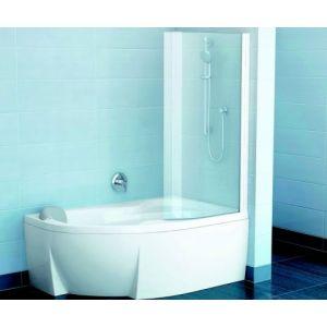 Шторка для ванны EVSK1-75 R ROSA 140