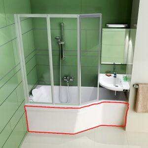 Панель для ванны  BE HAPPY
