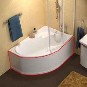 Панель для ванны ROSA I (L/R)