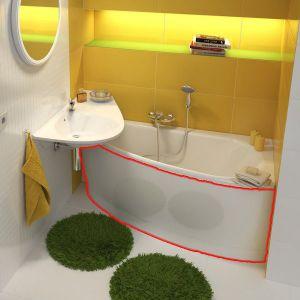 Панель для ванны  AVOKADO