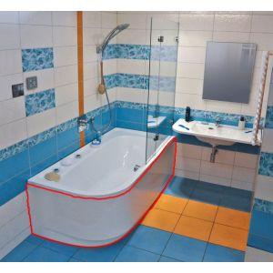 Панель для ванны  PRAKTIK FRONT