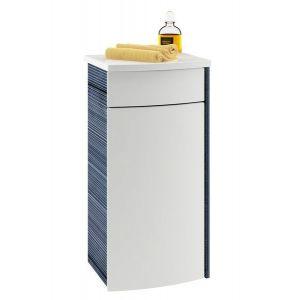 Нижний шкафчик PS для ванной комнаты Praktik, Rosa и Uni