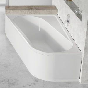 Ванна CHROME асимметричная