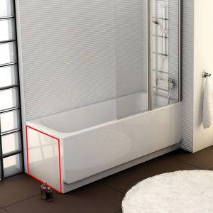 Панель боковая к ванне CHROME