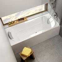 Прямоугольные ванны