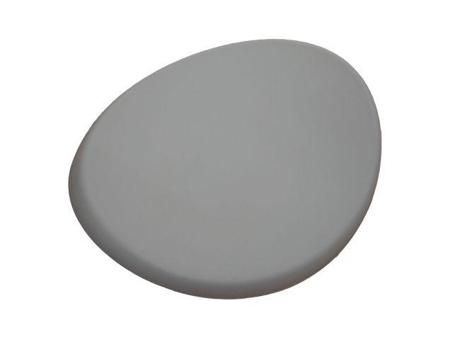 Подголовник для ванны EVOLUTION серый