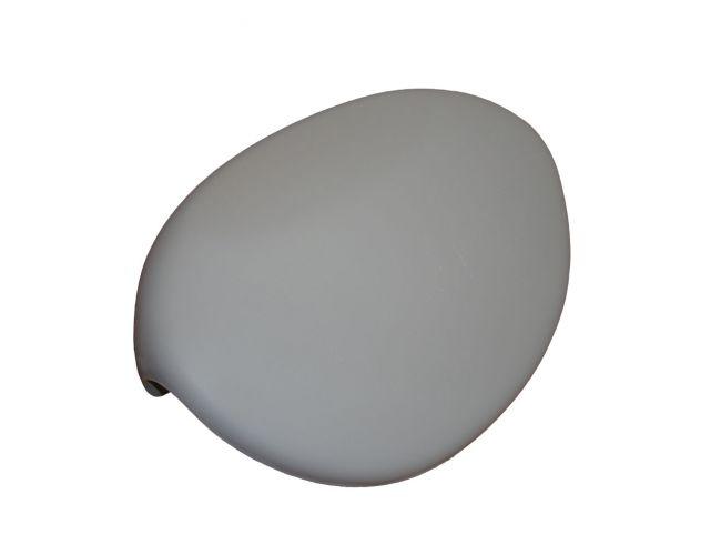 Подголовник для ванны CAMPANULA серый
