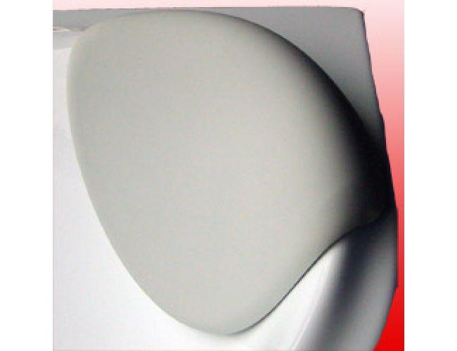 Подголовник для ванны ROSA II серый
