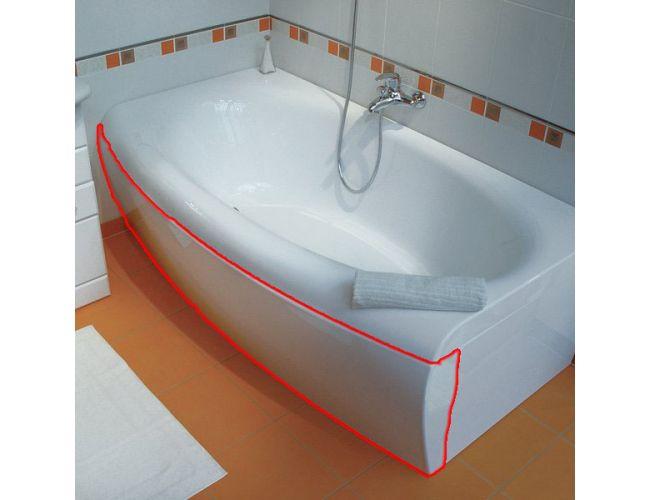 Панель для ванны  EVOLUTION 170 FRONT