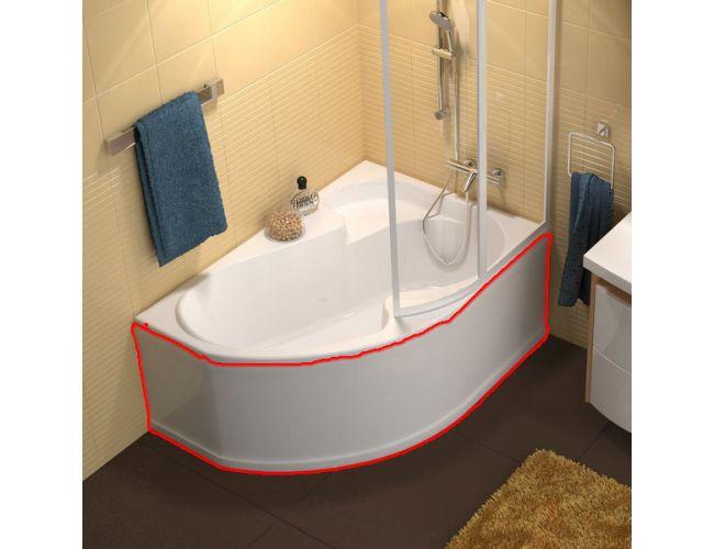 Панель для ванны ROSA 140 (L/R)